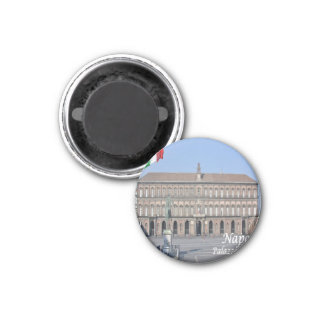 IT - Italy - Naples - Royal Palace Magnet