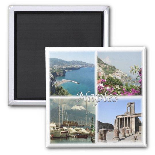 IT * Italy - Naples Sorrento Pompei Amalfi