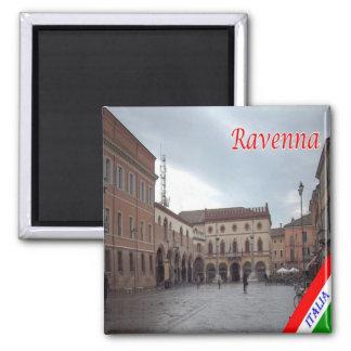 IT - Italy - Ravenna Magnet