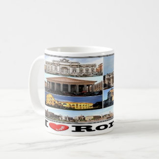 IT Italy - Roma - Coffee Mug
