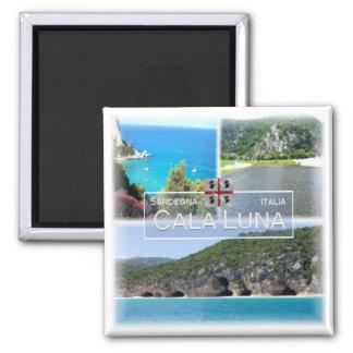 IT # Italy - Sardinia - Baunei - Cove Luna - Magnet