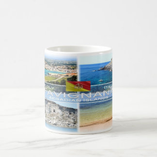 IT Italy - Sicily - Favignana island - Coffee Mug