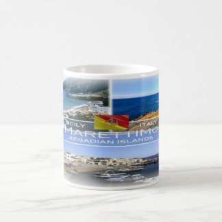 IT Italy - Sicily - Marettimo Island - Coffee Mug