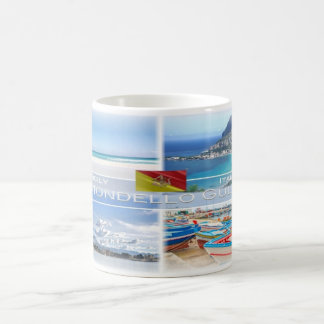 IT Italy -  Sicily - Mondello Gulf - Coffee Mug