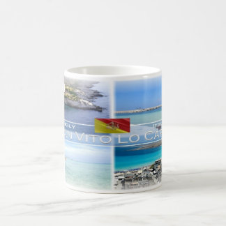 IT Italy - Sicily - San Vito Lo Capo - Coffee Mug