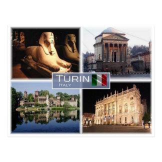 IT Italy - Turin Torino - Postcard