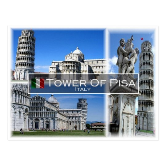 IT Italy - Tuscany - The Leaning Tower