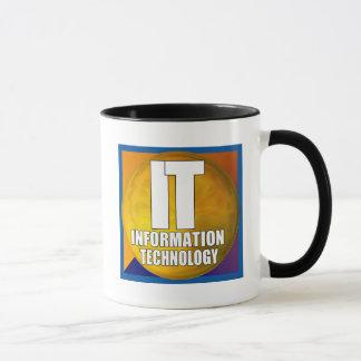IT LOGO - INFORMATION TECHNOLOGY