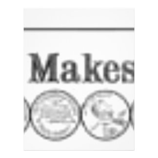 It_Makes_Cents Custom Flyer
