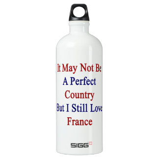 It May Not Be A Perfect Country But I Still Love F SIGG Traveller 1.0L Water Bottle