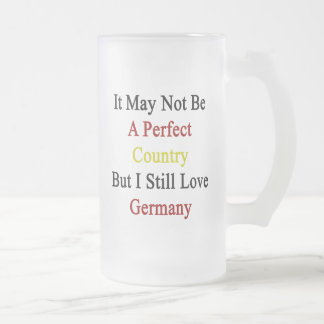 It May Not Be A Perfect Country But I Still Love G Beer Mugs