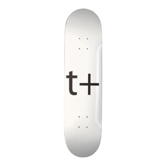 it means think positive.ai skateboard