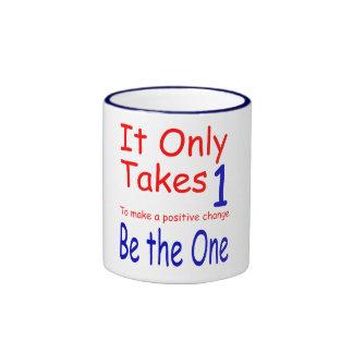 It Only Takes One Ringer Mug