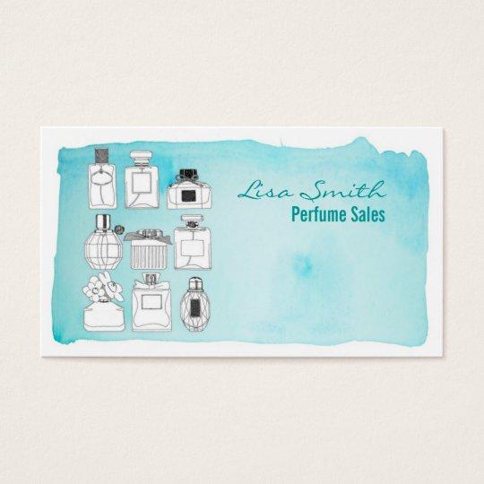 It perfumes Salts Business Card