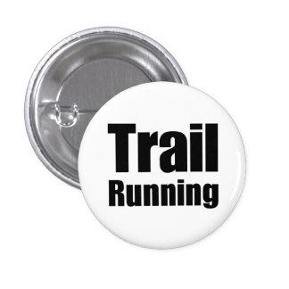 "It plates ""Trail Running "" 3 Cm Round Badge"