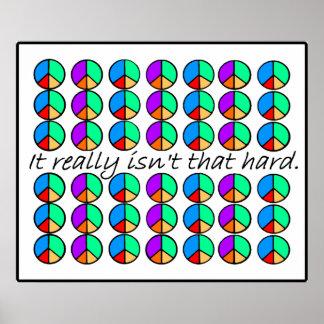 It really isn't that hard. print