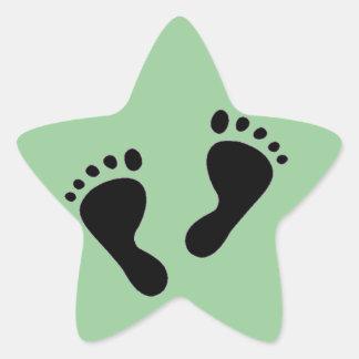 It s a Baby - Baby Feet Sticker
