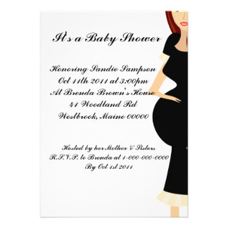 It s a Baby Shower Invitations