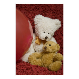 It s a balloon Ted poster