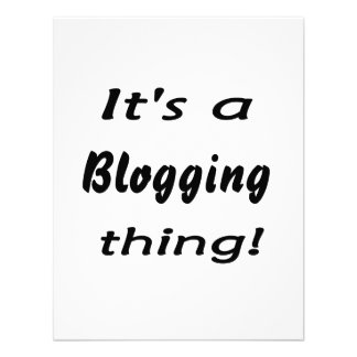 It s a blogging thing invite