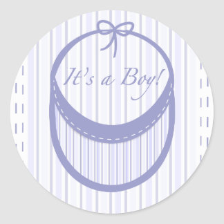 It s a Boy sticker