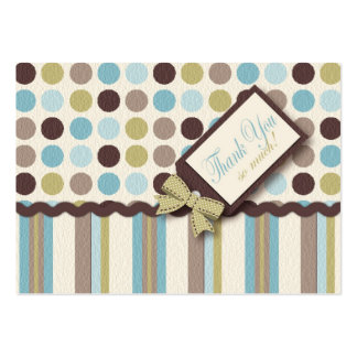 It s a Boy TY Gift Tag Business Card Template