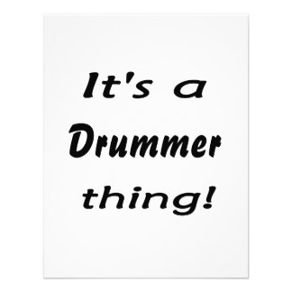It s a drummer thing invite