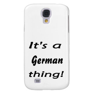It s a German thing Samsung Galaxy S4 Covers