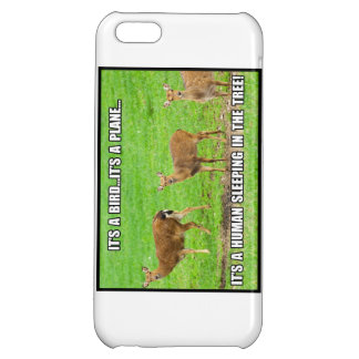 It s a Human Sleeping in the Tree iPhone 5C Cover