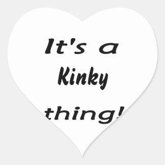it s a kinky thing sticker