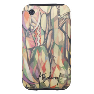 It' S.A. woman' S world II by A.Tuzolana iPhone 3 Tough Cover