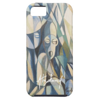 It' S.A. woman' S world III by A.Tuzolana Tough iPhone 5 Case