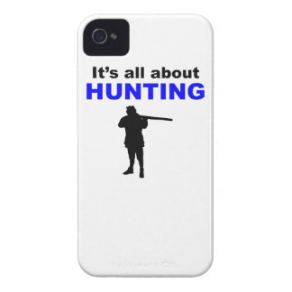 It s All About Hunting iPhone 4 Case-Mate Case