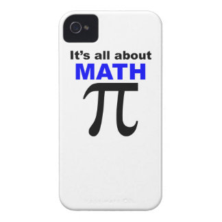 It s All About Math iPhone 4 Case-Mate Case