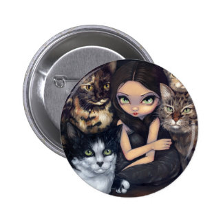 It s All About the Cats Button