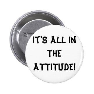 It s All In The ATTITUDE Button