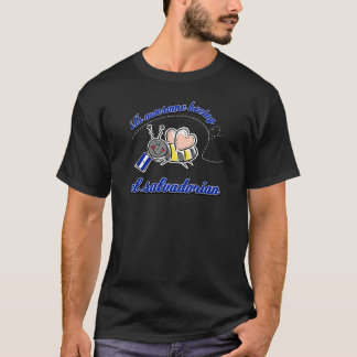 It's awesome being El Salvadorian T-Shirt