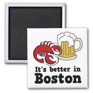 It s better in Boston magnet