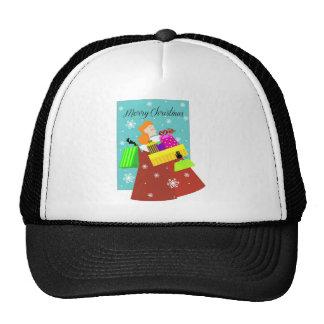 it s Christmas Mesh Hat