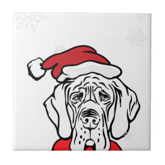 It s Christmas Time Ceramic Tile