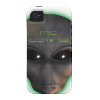 It s Coming iPhone 4/4S Covers