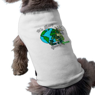 It s Easy Going Green Recycle 2 Doggie Shirt