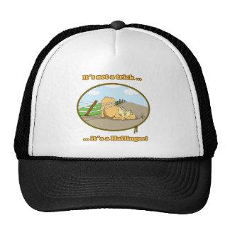 it´s emergency A trick… Hat