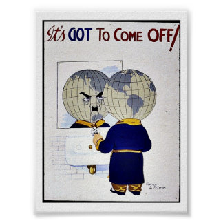 It s Got To Come Off Poster