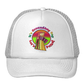 It s Groundhog Day Trucker Hat