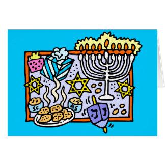 It s Hanukkah Greeting Card