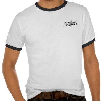 It s Not Easy - Taekwondo T-Shirt