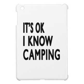 It s OK I Know Camping Dance Cover For The iPad Mini