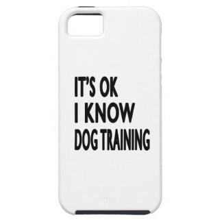 It s OK I Know Dog Training Dance Cover For iPhone 5/5S