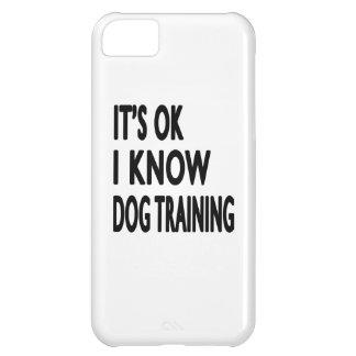 It s OK I Know Dog Training Dance iPhone 5C Cases